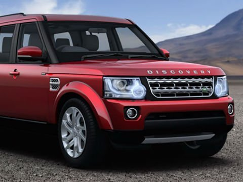 Range Rover Discovery 4