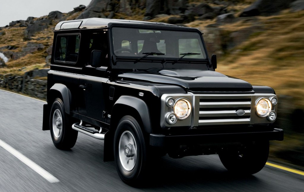 Ремонт Land Rover Defender